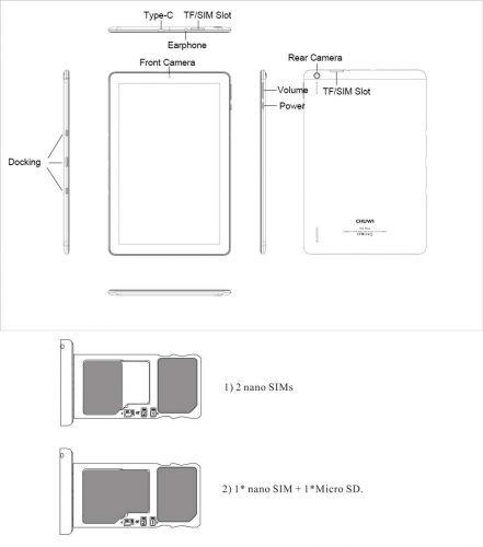 CHUWI Hi9 Plus Tablet-PC