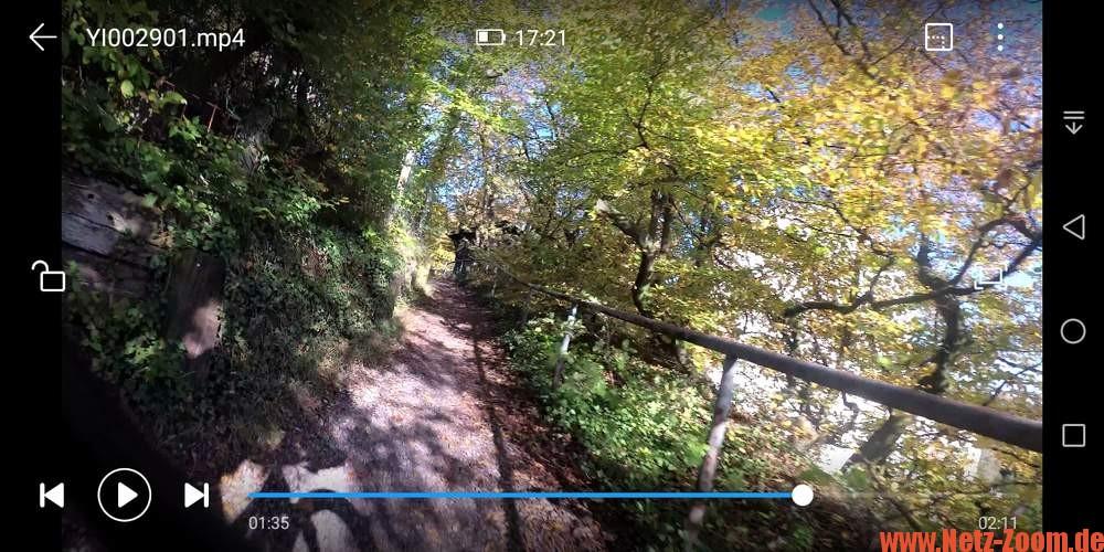 Der perfekte Bike-Tacho mit Actioncam