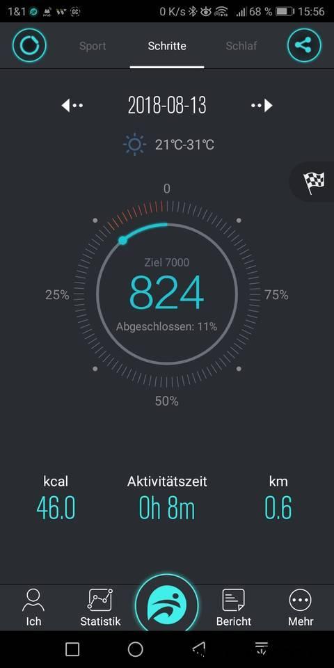 Lemfo LF22 Smartwatch Findo App