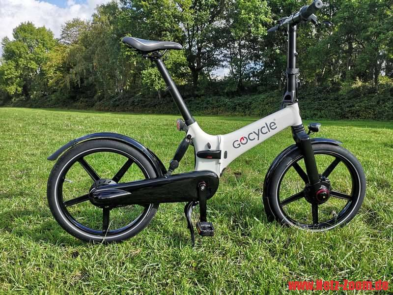 GoCycle GX Testbericht E-Bike