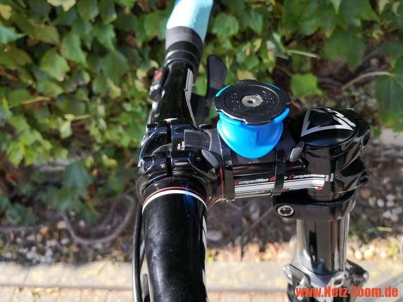 Der perfekte Bike-Tacho Halter