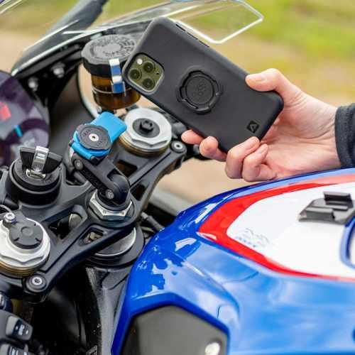 Quad Lock Adapter, die beste Smartphone-Halterung