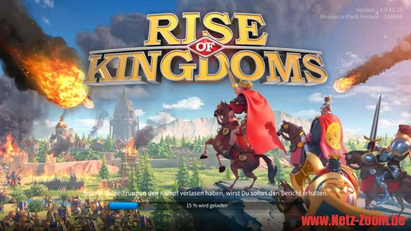 Rise of Kingdoms Logo