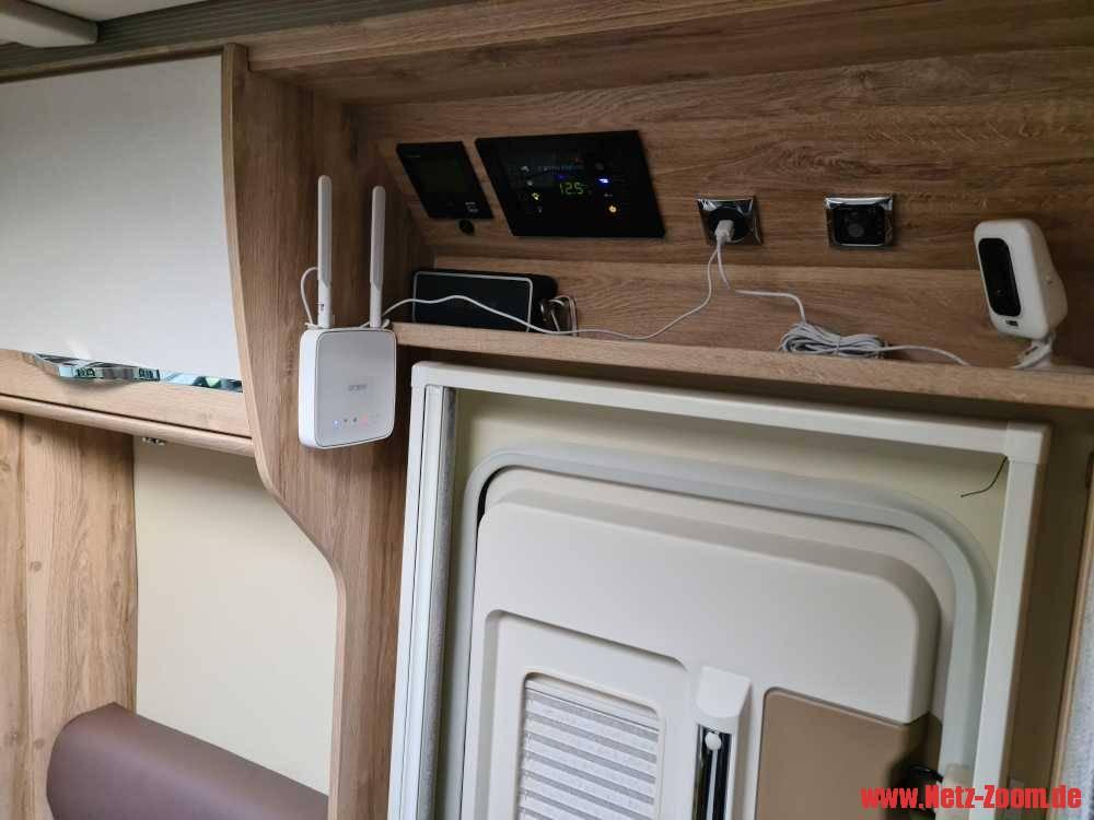 Internetzugang im Wohnmobil, unsere Internet-Router Empfehlung