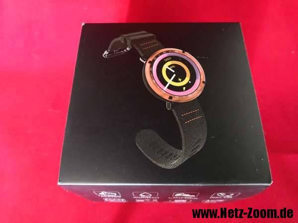 LF22 Smartwatch Verpackung
