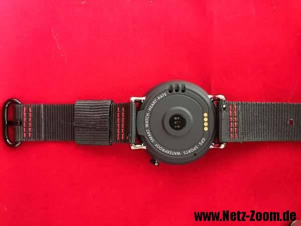 LF22 Smartwatch mit GPS