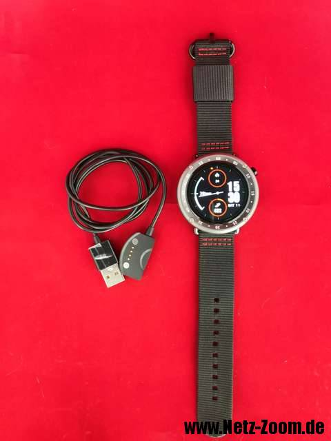 LF22 Smartwatch Lieferumfang