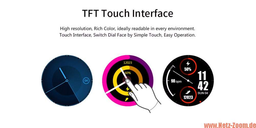 Lemfo LF22 Smartwatch