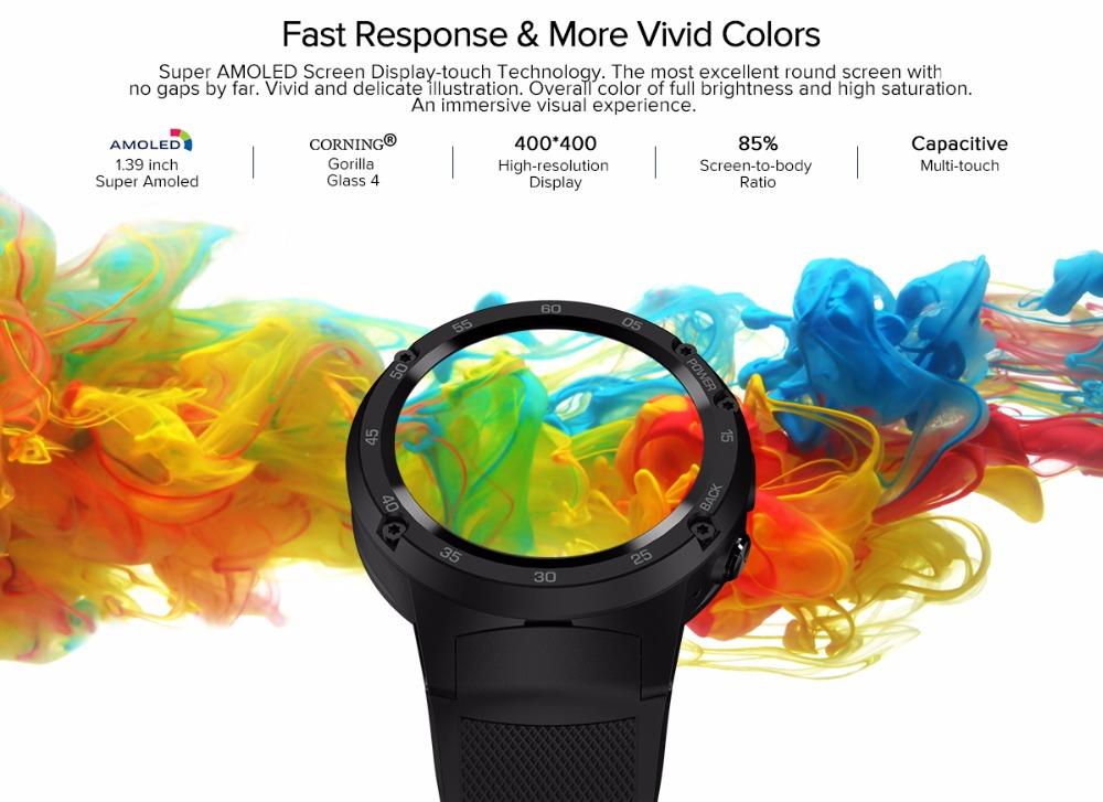 Zeblaze THOR 4 Smartwatch Display