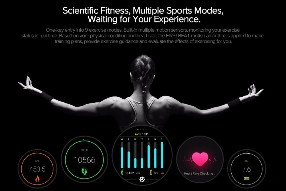Zeblaze THOR 4 Smartwatch Sport Apps