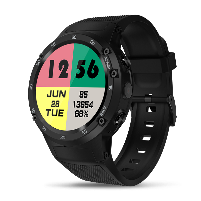 Review: Zeblaze THOR 4 Smartwatch - Die neue Oberklasse?